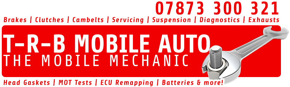 TRB Mobile Auto – Shrewsbury Mobile Mechanic